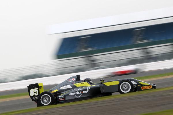2016 BRDC Formula Three Championship, 11th-12th June 2016, SIlverstone, UK, Enzo Bortoleto (BRA) Double R Racing BRDC F3  World copyright. Ebrey/LAT Photographic