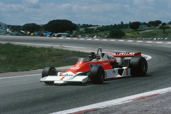 Jarama, Madrid, Spain. 6th - 8th May 1977.