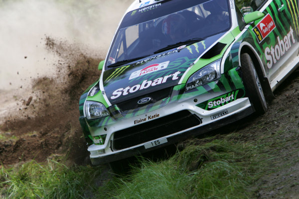 Round Rally Japan 9-12/9 2010Matthew Wilson Worldwide Copyright: McKlein/LAT