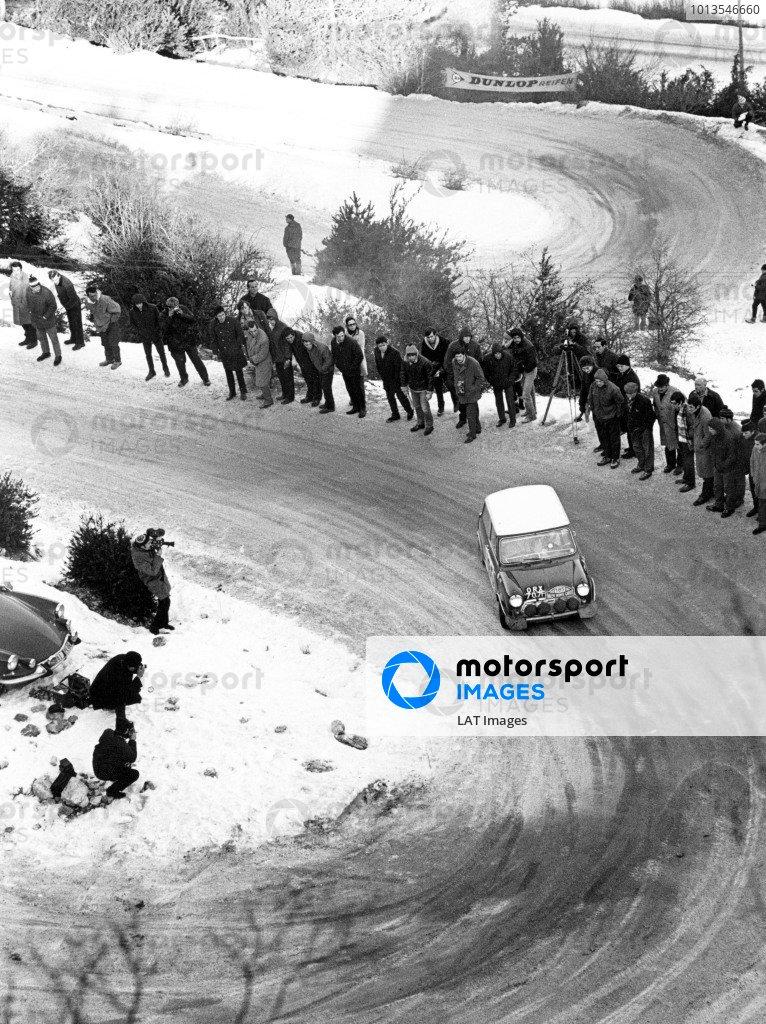 1968 Monte Carlo Rally