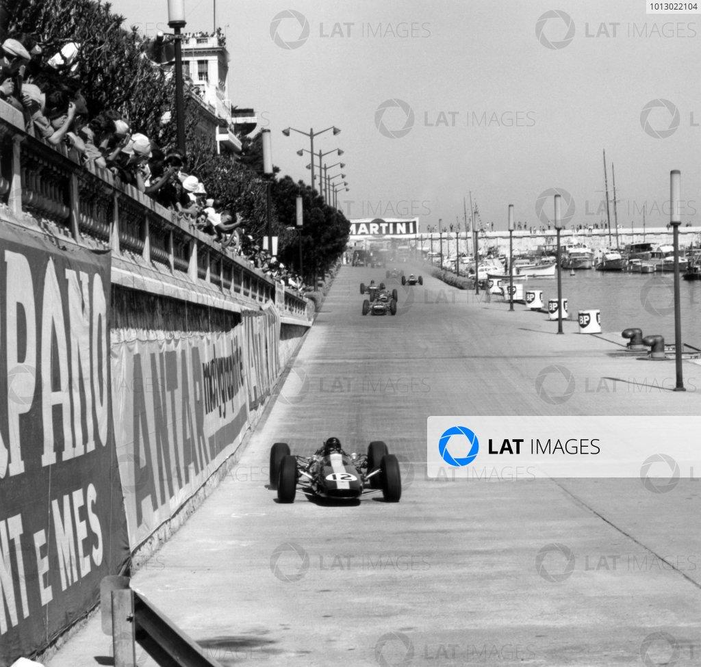 1964 Monaco Grand Prix.