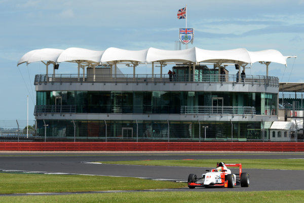 2017 BRDC British Formula 3 Championship,  Silverstone, 11th-12th June 2017, Toby Sowery (GBR) Lanan Racing BRDC F3. World copyright. JEP/LAT Images