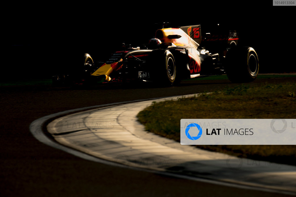 Hungaroring, Budapest, Hungary. Wednesday 2 August 2017. Pierre Gasly, Red Bull Racing RB13 TAG Heuer. World Copyright: Zak Mauger/LAT Images ref: Digital Image _56I9838