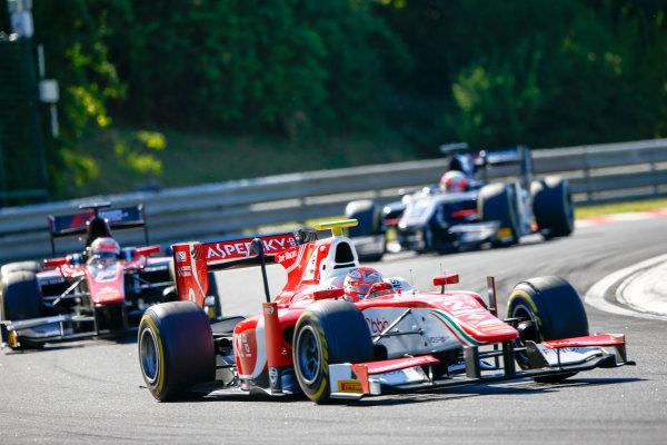 Hungaroring, Budapest, Hungary. Saturday 29 July 2017 Antonio Fuoco (ITA, PREMA Racing).  Photo: Hone/FIA Formula 2 ref: Digital Image _ONZ9837