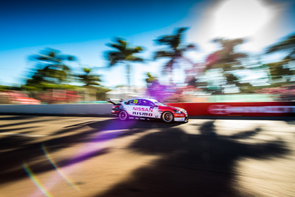 2017 Supercars Championship Round 7.  Townsville 400, Reid Park, Townsville, Queensland, Australia. Friday 7th July to Sunday 9th July 2017. Michael Caruso drives the #23 Nissan Motorsport Nissan Altima. World Copyright: Daniel Kalisz/ LAT Images Ref: Digital Image 070717_VASCR7_DKIMG_1974.jpg