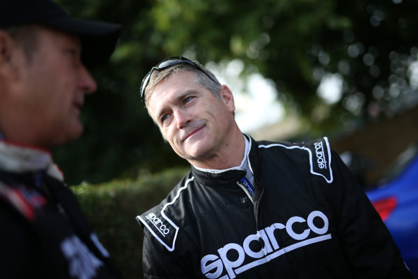 2017 Goodwood Festival of Speed. Goodwood Estate, West Sussex, England. 30th June - 2nd July 2017. Bobby Labonte (USA)  World Copyright : JEP/LAT Images