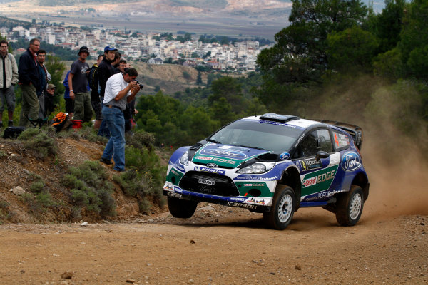 Round 06 - Rally Acropolis, Greece.