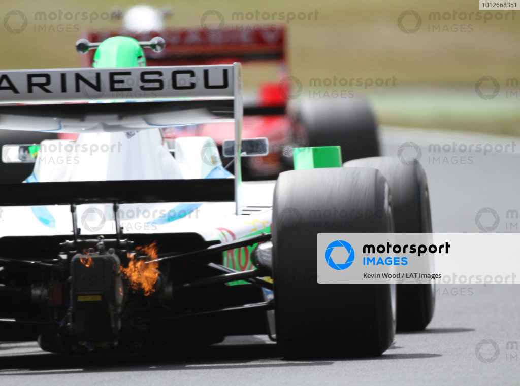 Brands Hatch, UK. 17-18th July 2010. 