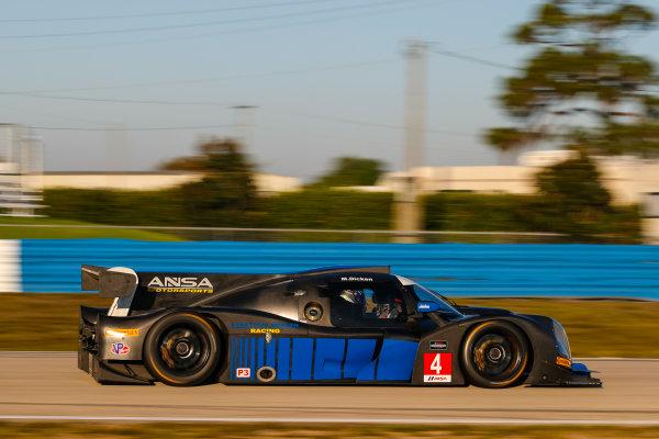 2017 IMSA Prototype Challenge Sebring International Raceway, Sebring, FL USA Wednesday 15 March 2017 4, Matthew Dicken, P3, Ligier JS P3 World Copyright: Jake Galstad/LAT Images ref: Digital Image lat-galstad-SIR-0317-15020