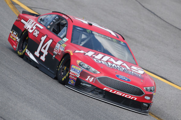 Monster Energy NASCAR Cup Series Toyota Owners 400 Richmond International Raceway, Richmond, VA USA Friday 28 April 2017 Clint Bowyer, Stewart-Haas Racing, Haas Automation Demo Days Ford Fusion World Copyright: Matthew T. Thacker LAT Images ref: Digital Image 17RIC1mt1038