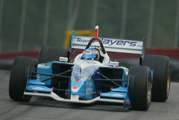 2003 ChampCar (Champ Car) Mid Ohio, Aug 9 - 11 Lexington, Ohio, USAPaul Tracy- Michael Kim, USA LAT Photography