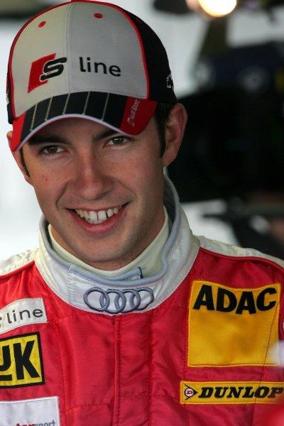 Mike Rockenfeller (GER) Audi Sport  DTM, Rd 1, Hockenheim, Germany, Saturday 21 April 2007. DIGITAL IMAGE