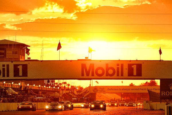 12-15  March, 2014, Sebring, Florida, USA  #5, Chevrolet, Corvette DP, P, Joao Barbosa, Christian Fittipaldi, Sebastien Bourdais © 2014, Michael L. Levitt LAT Photo USA