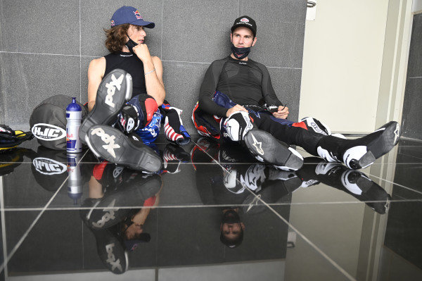 Cameron Beaubier, Tennor American Racing, Joe Roberts, Italtrans Racing Team, MotoGP.
