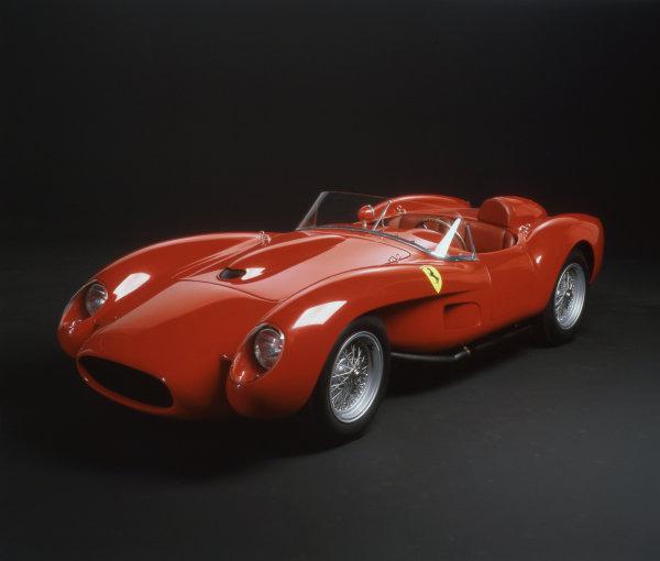 Ferrari 250 Testa Rossa Competizione 1958