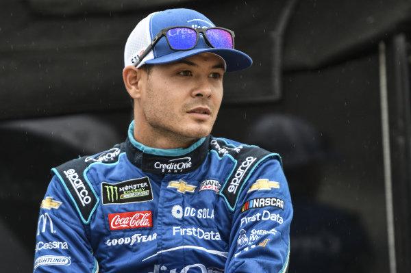#42: Kyle Larson, Chip Ganassi Racing, Chevrolet Camaro Credit One Bank