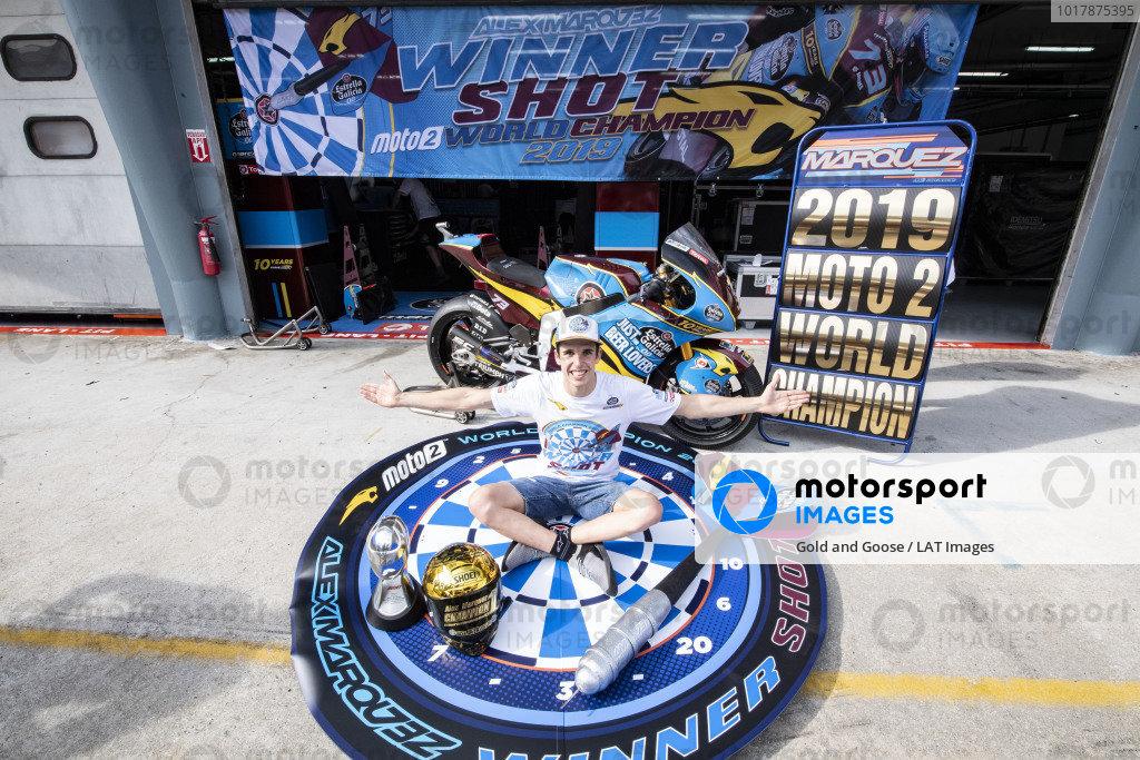 Alex Marquez, Marc VDS Racing World champion