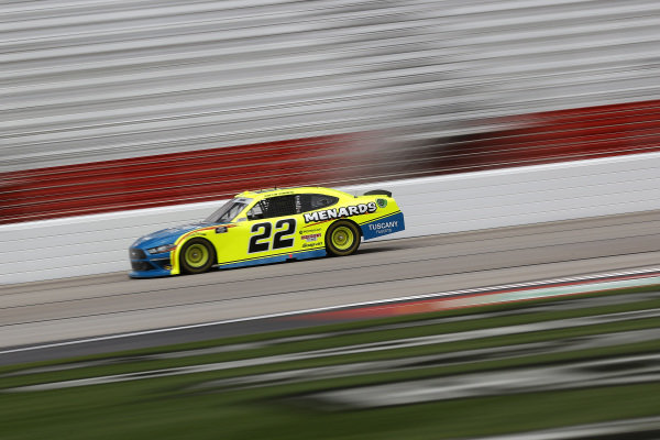Austin Cindric, Team Penske Ford Menards/Tuscany Faucets, Copyright: Chris Graythen/Getty Images.