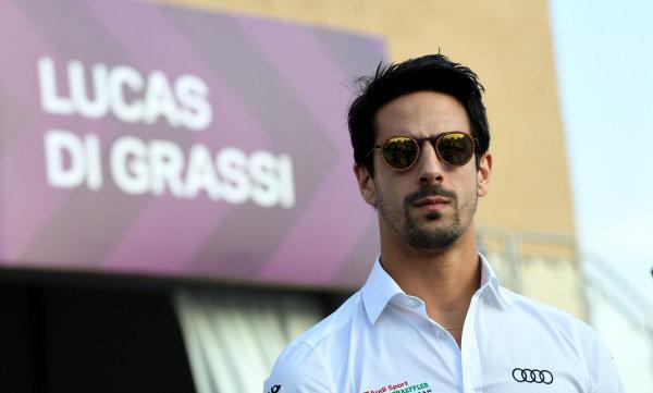 Lucas Di Grassi (BRA), Audi Sport ABT Schaeffler