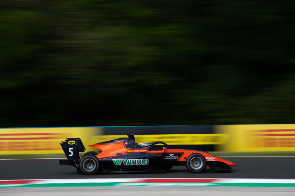 HUNGARORING, HUNGARY - AUGUST 02: Simo Laaksonen (FIN, MP Motorsport) during the Hungaroring at Hungaroring on August 02, 2019 in Hungaroring, Hungary. (Photo by Joe Portlock / LAT Images / FIA F3 Championship)