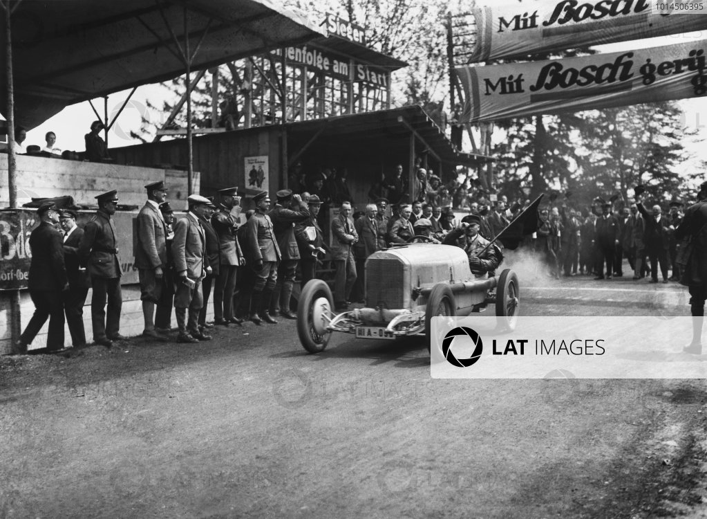 1925 Solitude Race Meeting.