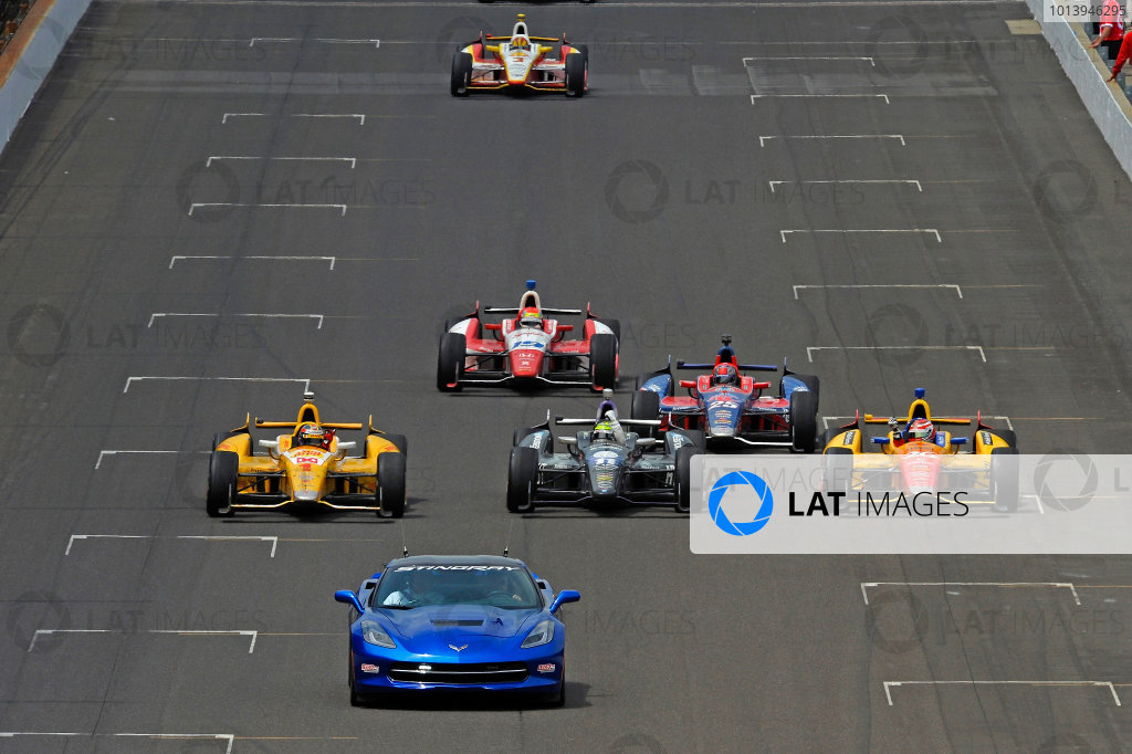2013 IndyCar Indy 500 Race Priority