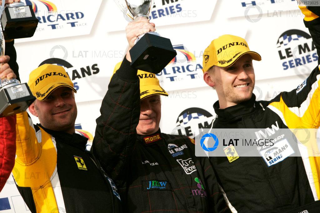 2011 Le Mans Series.