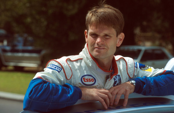 Rally Australia10th-12th November 2000Marcus Gronholm for Peugeot - PortraitWorld Copyright: LAT Photographic