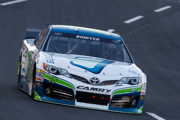 16-17 May, 2014, Concord, North Carolina, USA Clint Bowyer ©2014, Matthew T. Thacker LAT Photo USA