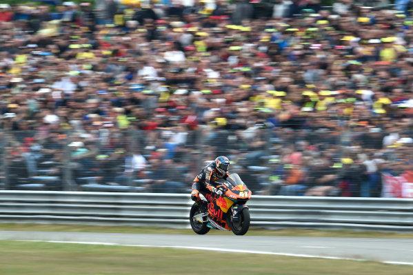 2017 Moto2 Championship - Round 8 Assen, Netherlands Sunday 25 June 2017 Brad Binder, Red Bull KTM Ajo World Copyright: Gareth Harford/LAT Images ref: Digital Image 680539
