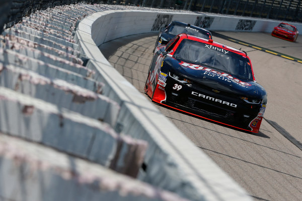 NASCAR XFINITY Series American Ethanol E15 250 presented by Enogen Iowa Speedway, Newton, IA USA Friday 23 June 2017 Ryan Sieg, Hess Ornamental Iron Chevrolet Camaro World Copyright: Brett Moist LAT Images