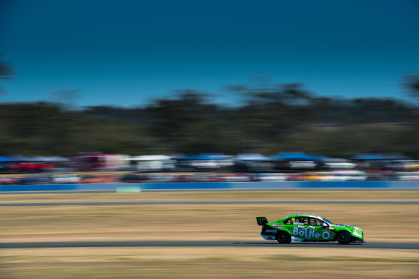 2017 Supercars Championship Round 8.  Ipswich SuperSprint, Queensland Raceway, Queensland, Australia. Friday 28th July to Sunday 30th July 2017. Mark Winterbottom, Prodrive Racing Australia Ford.  World Copyright: Daniel Kalisz/ LAT Images Ref: Digital Image 300717_VASCR8_DKIMG_10786.NEF
