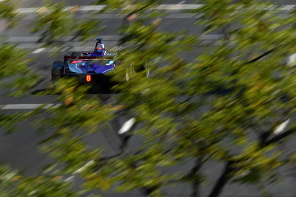 2016/2017 FIA Formula E Championship. Round 12 - Montreal ePrix, Canada Sunday 1 January 2012.Jose Maria Lopez (ARG), DS Virgin Racing, Spark-Citroen, Virgin DSV-02. Photo: Patrik Lundin/LAT/Formula E ref: Digital Image PL1_3022 copy