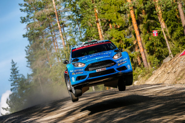 2016 FIA World Rally Championship, Round 08, Rally Finland 2016, July 28-31, 2016. Eric Camille, Ford, Action Worldwide Copyright: McKlein/LAT