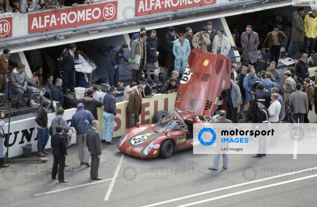 1968 Le Mans 24 hours.