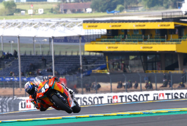 2017 Moto2 Championship - Round 5 Le Mans, France Friday 19 May 2017 Miguel Oliveira, Red Bull KTM Ajo World Copyright: Gold & Goose Photography/LAT Images ref: Digital Image 670555