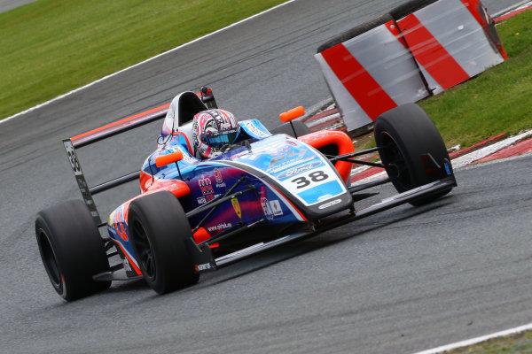 2017 British F4 Championship Oulton Park, 20th-21st May 2017, Jamie Caroline (GBR) Carlin British F4 World copyright. JEP/LAT Images