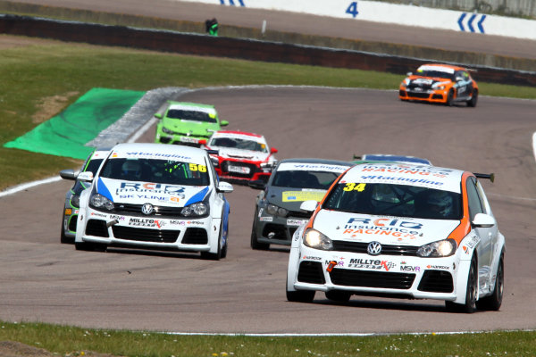 2017 VW Cup Rockingham, England. 29th-30th April 2017, Toby Davis World copyright. JEP/LAT Images