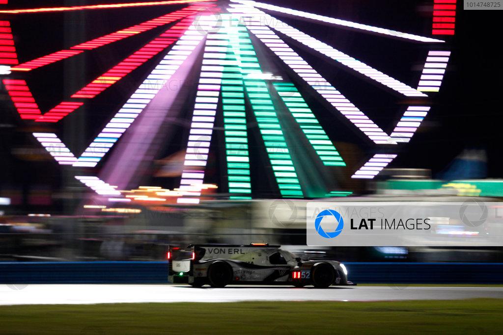 Round 1 - Daytona, Florida, USA