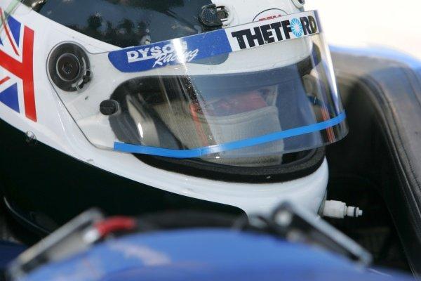 James Weaver (GBR) Dyson Racing.American Le Mans Series, Rd7, Road America, Elkhart Lake, USA, 19-21 August 2005.DIGITAL IMAGE