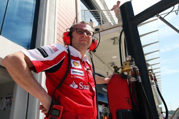Stefano Domenicali (ITA) Ferrari General Director. Formula One World Championship, Rd 7, Turkish Grand Prix, Practice Day, Istanbul Park, Turkey, Friday 28 May 2010.  BEST IMAGE