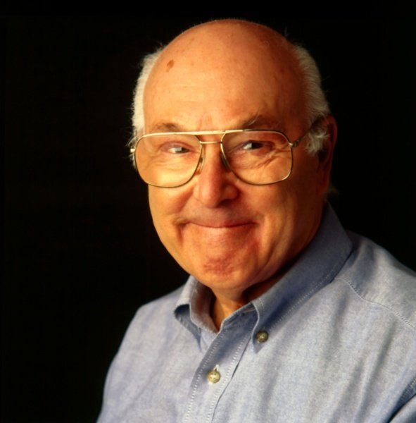 Murray Walker (GBR)Murray Walker photoshoot.