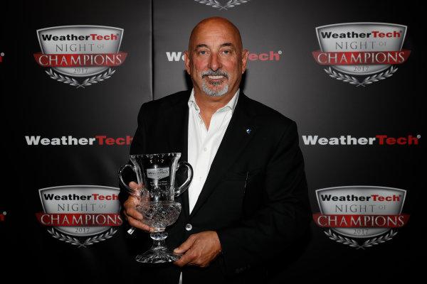 IMSA WeatherTech SportsCar Championship Night of Champions Road Atlanta, Braselton GA Monday 9 October 2017 Bobby Rahal World Copyright: Michael L. Levitt LAT Images
