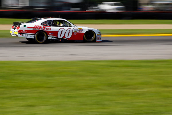 NASCAR XFINITY Series Mid-Ohio Challenge Mid-Ohio Sports Car Course, Lexington, OH USA Saturday 12 August 2017 Cole Custer, Haas Automation Ford Mustang World Copyright: Russell LaBounty LAT Images