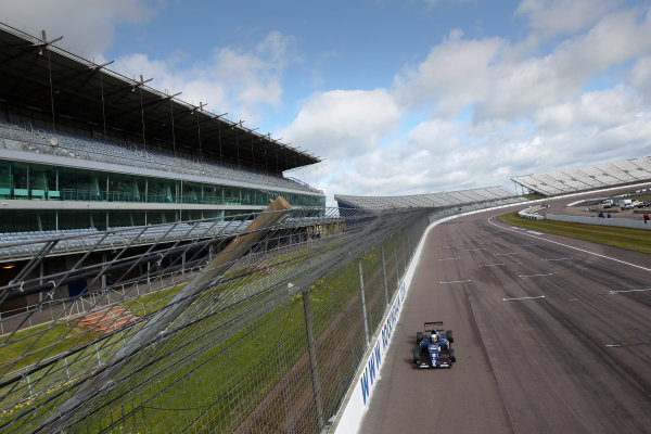 2016 BRDC British Formula 3 Championship, Rockingham, Northamptonshire.  30th April - 1st May 2016. Lando Norris (GBR) Carlin BRDC F4. World Copyright: Ebrey / LAT Photographic.