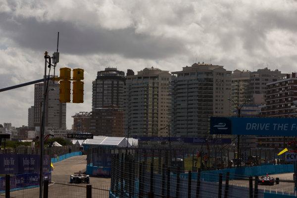 2015/2016 FIA Formula E Championship. Punta del Este ePrix, Punta del Este, Uruguay. Saturday 19 December 2015. Nathanael Berthon (FRA), Team Aguri - Spark SRT_01E. Photo: Zak Mauger/LAT/Formula E ref: Digital Image _L0U8750