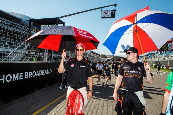 Will Davison, 23Red Racing Ford, Richie Stanaway, Garry Rogers Motorsport Holden