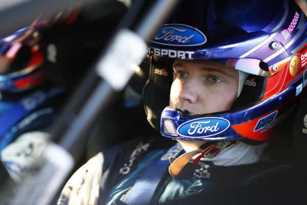 Gus Greensmith (GB), M-Sport Ford WRT, Ford Fiesta R5 2019