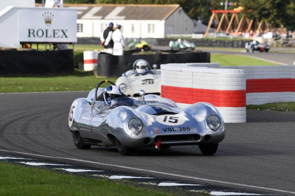 Sussex Trophy Charlie Martin Lotus 15