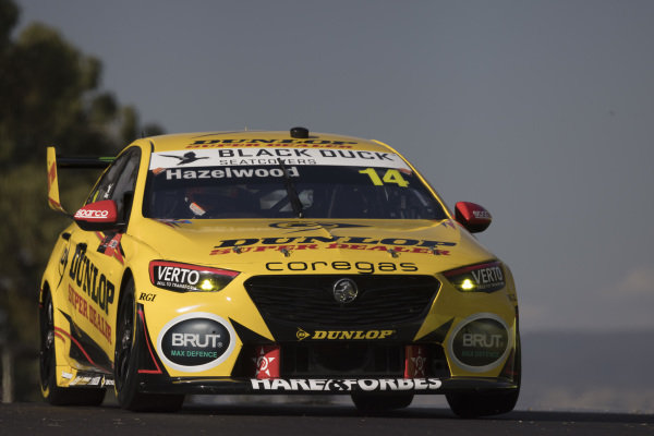 Todd Hazelwood, Brad Jones racing, Holden Commodore ZB